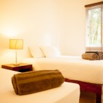 Mango Tulum Triple Rooms with two beds - 1 double and 1 single